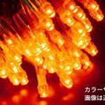 国産 超高輝度LED φ3砲弾型 橙色 50°