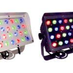 LEDフルカラー投光器 24灯
